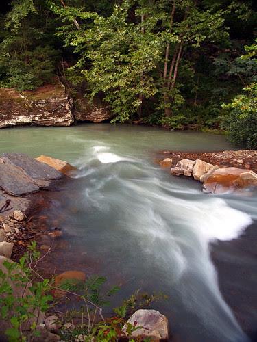 More Falling Water Creek