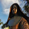 Mother Marianne Cope Statue in Honolulu. Photo by billsoPHOTO