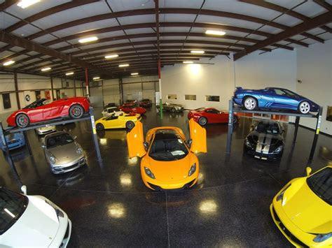 luxury garage  urbasm