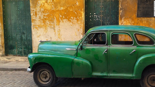 How Cubans have restored America's classic car legacy