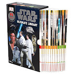 Star Wars Ultimate Library: 15 Book Box Set
