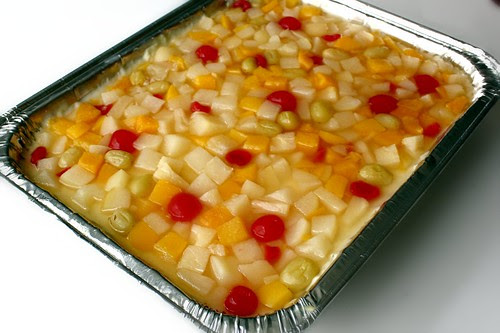 Quick and Easy Crema de Fruta