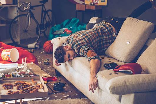 What Percent Cluttered Are You? Take Our Quiz To Find Out - SpareFoot Blog