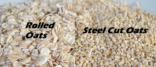 Fit Eating: Instant Steel Cut Oats
