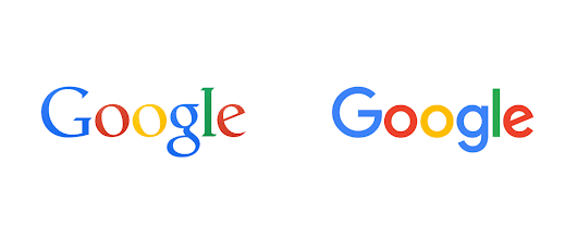 Brand New: New Logo for Google done In-house