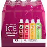 Sparkling Ice Variety Pack - Water - 17 fl.oz - pack of 12