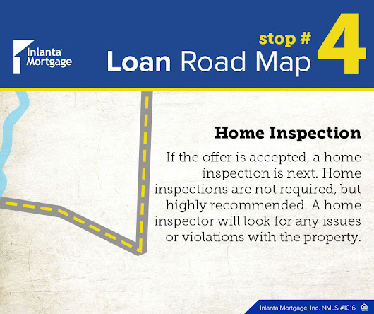 Inlanta Mortgage Pewaukee Loan Road Map: Stop #4 Home Inspection