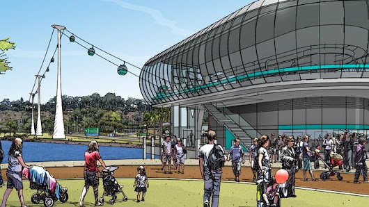 Elizabeth Quay-Kings Park cable car 'likely'