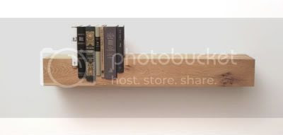 Juxtaposed: religion bookshelf 1