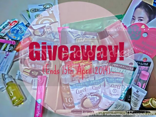 Giveaway~