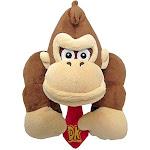Super Mario 10 in Donkey Kong Plush