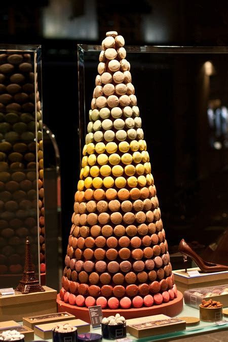 Macaron Tower in Paris ? Oh She Glows