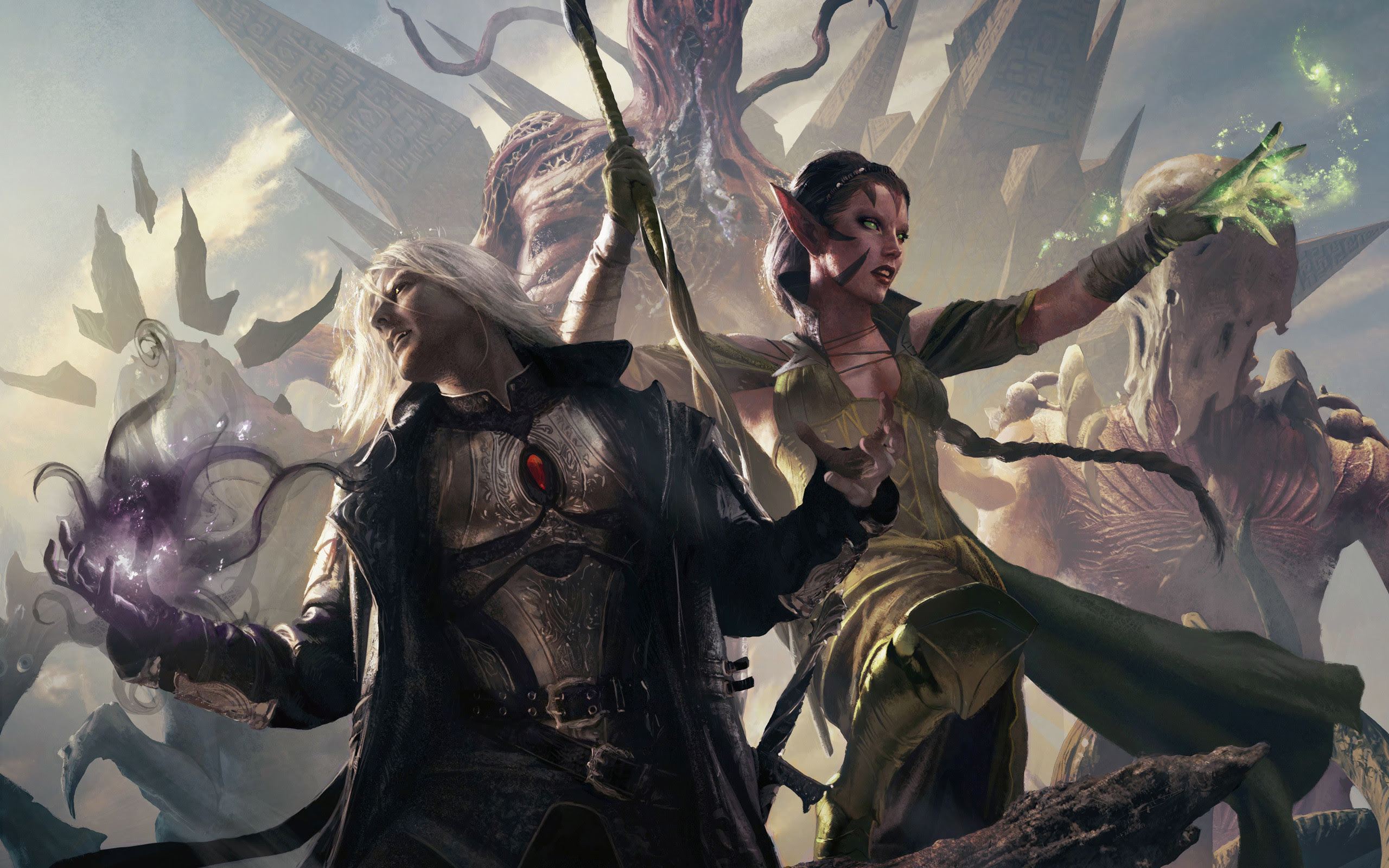 Magic The Gathering Eldrazi Wallpaper 76 Images