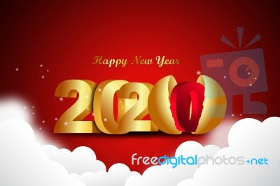 Coming Happy New Year 2020 Concept Stock Image Royalty - marshmallow happier roblox id latest news and photos