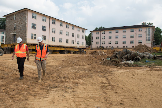 Goucher College will move dorms to make room for new buildings