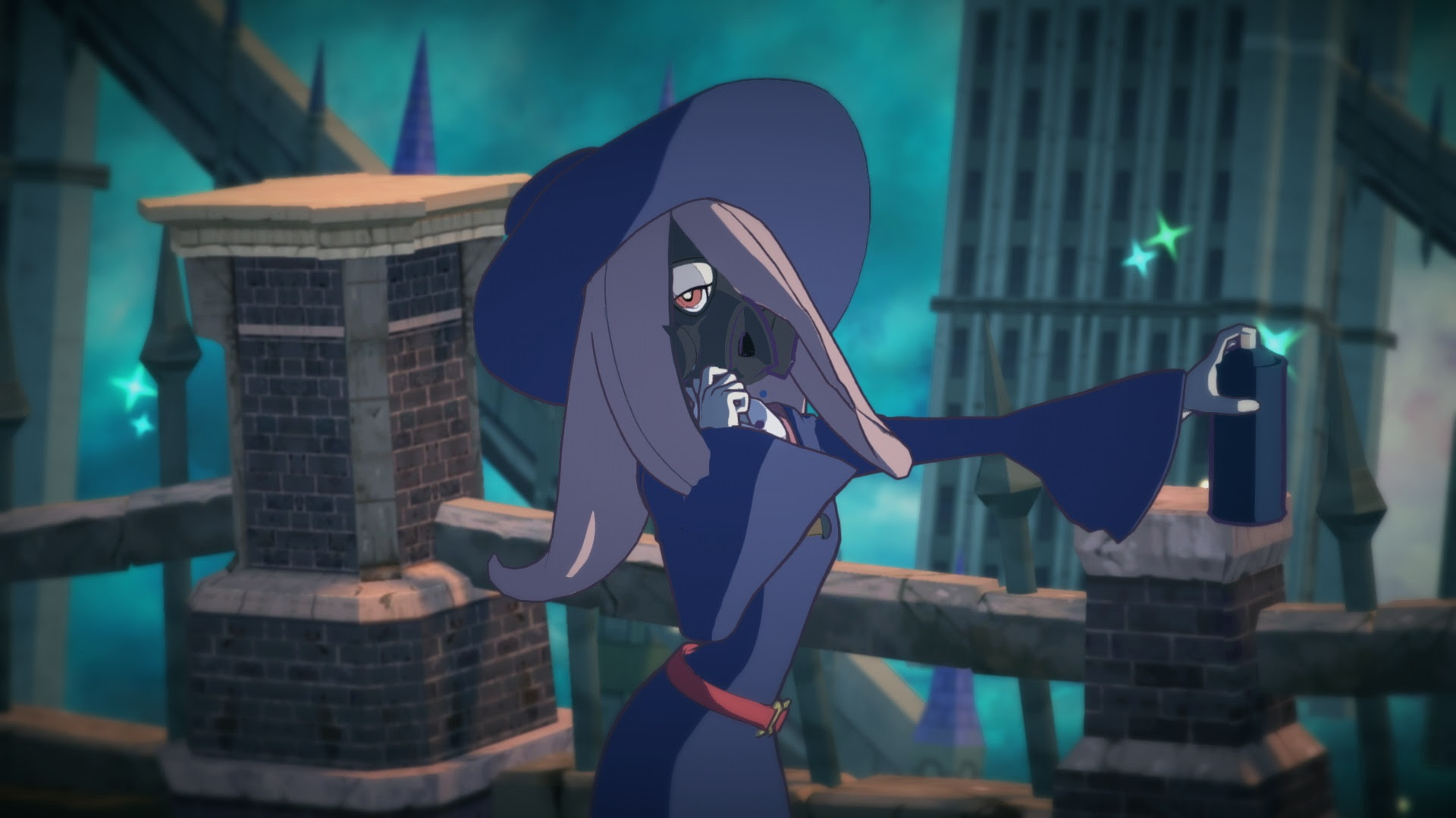 Little Witch Academia: Chamber of Time stream shows off new trailer, playable characters screenshot