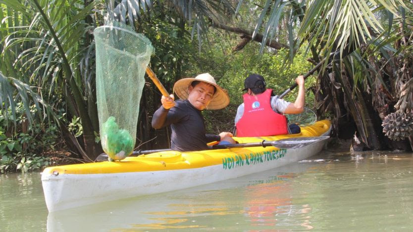 Long Hoian Kayak tours