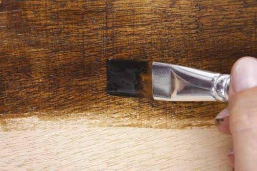 430044 Técnicas para envelhecer os móveis Técnicas para envelhecer os móveis