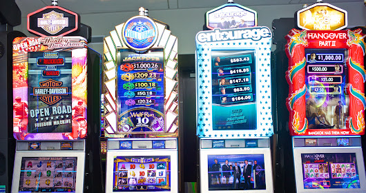 Slot machines perfected addictive gaming. Now, tech wants their tricks