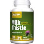 Jarrow Formulas Milk Thistle Dietary Supplement, 150 mg, Capsules - 100 count