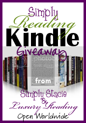 Simply Reading Kindle Giveaway