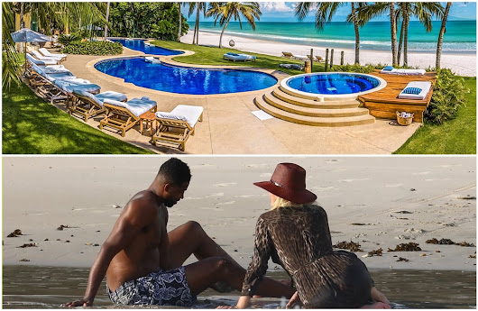 PHOTOS: Inside Khloé Kardashian and Tristan Thompson Oceanfront Mexican