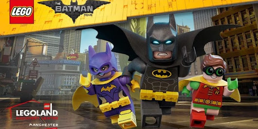 Review of Legoland Discovery Centre Manchester – Special Theme Lego Batman - Mini Travellers