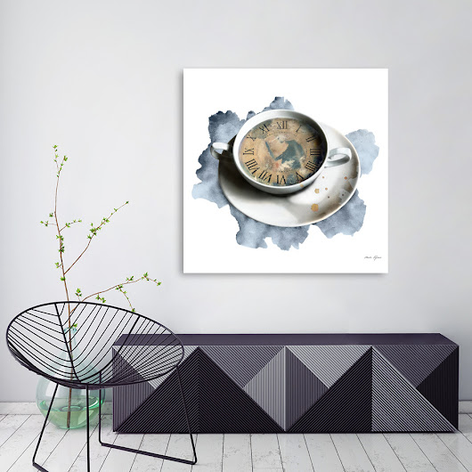 «Arabica», Numbered Edition Oeuvres sur Aluminium by Claude Peyrouse - From $59 - Curioos