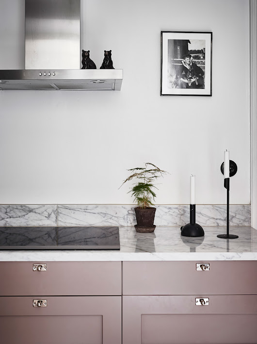 What if... your kitchen was pink?