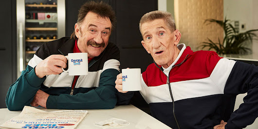 Barry Chuckle dies aged 73