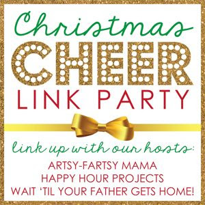 Christmas Cheer Link Party