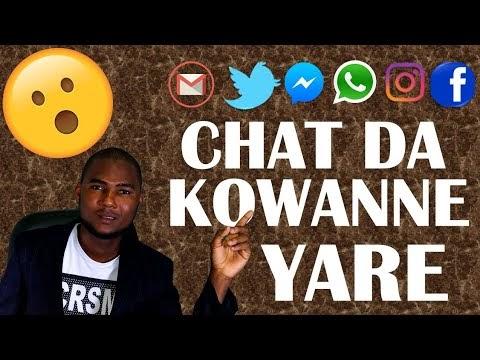 Vedio: Yanda Zakayi Chat Da Kowane Yare Na Duniya Da Wayar Android
