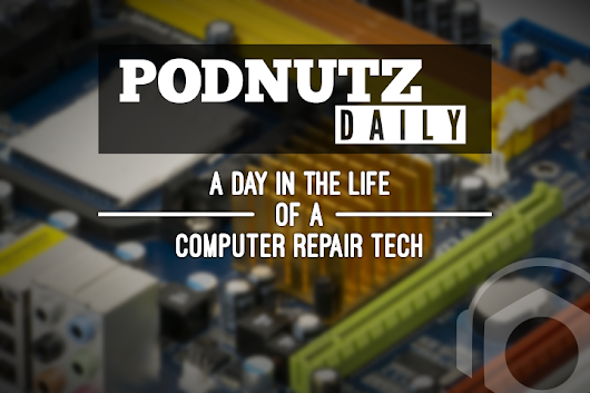 Podnutz Daily #450 – Derrick Wlodarz from Firelogic.net