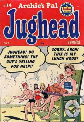 Archie's Pal Jughead #14