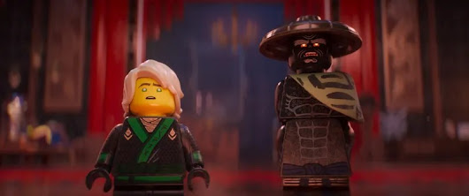 Lego's movie mojo runs out with Ninjago