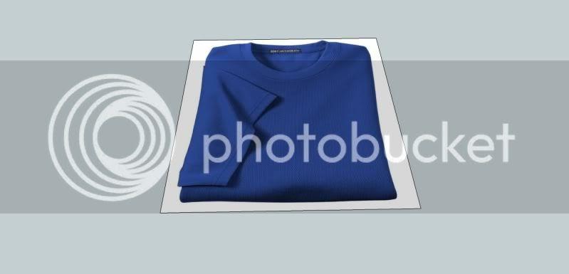 nomeradona : Tutorial: How to model folded T-shirt in