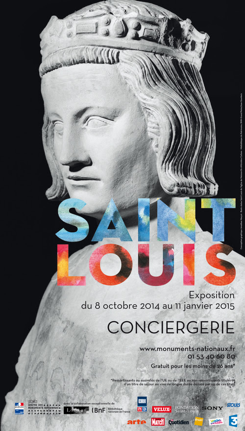 [Expo]Saint Louis à la Conciergerie