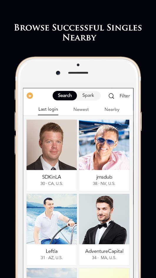 Millionaire dating will be on-the-go now with the iMillionaire App