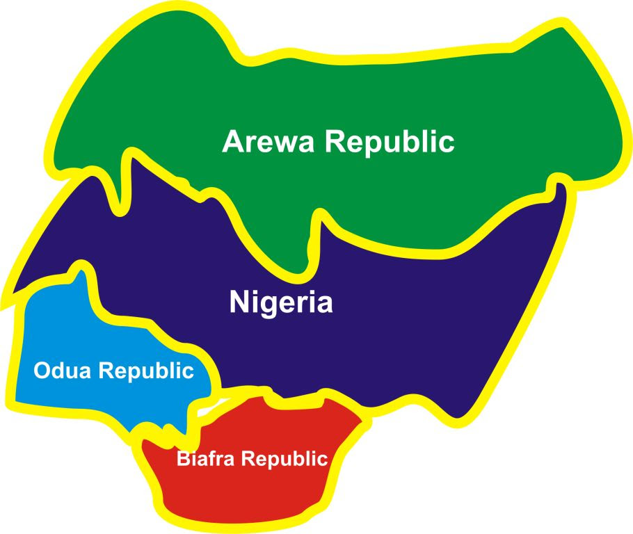 Image result for pictures of Biafrans and Niger state map