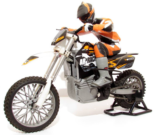 The AR-3D 1/4-scale R/C Dirt Bike: Model Details and Pricing Information - RC Newb