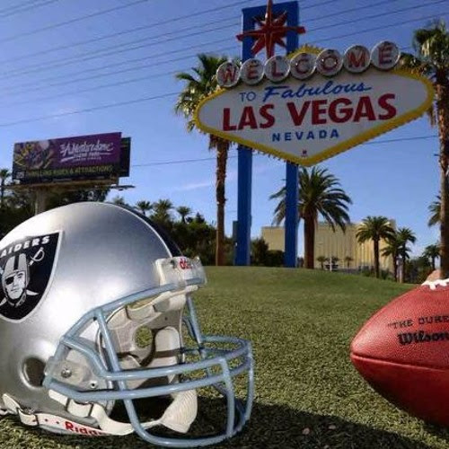 Raiders on the move, more draft talk & a Special Guest by The Vault Studio NFL Podcast