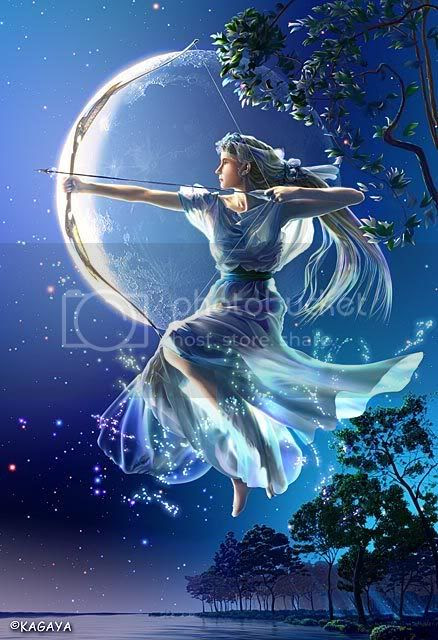 Artemis Greek Goddess Of Hunt And Moon | celebrity image ...