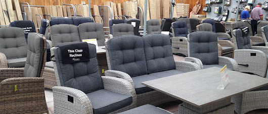Rattan Furniture Showroom Leicester - Garden Centre Shopping