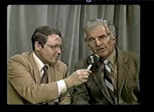 Saturday Morning Flashback: Play-By-Play Announcer Jim Gordon
