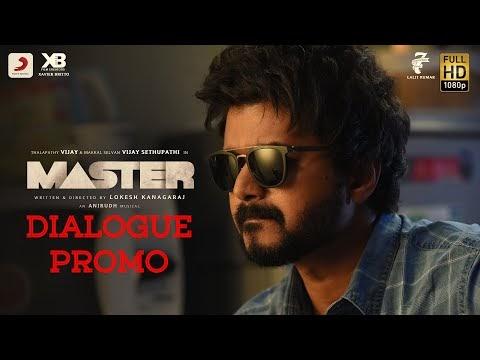 Master - Dialogue Promo | Thalapathy Vijay | Anirudh Ravichander | Lokesh Kanagaraj