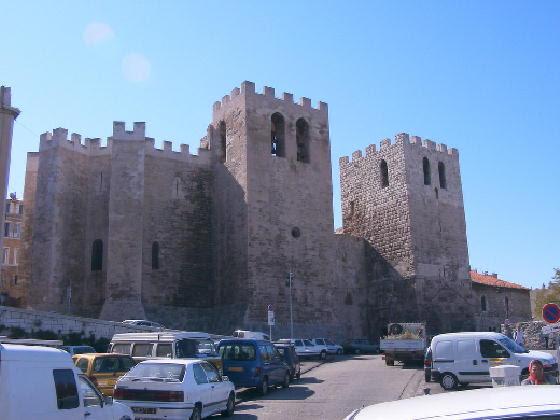 monastere Saint-Victor, Marseille