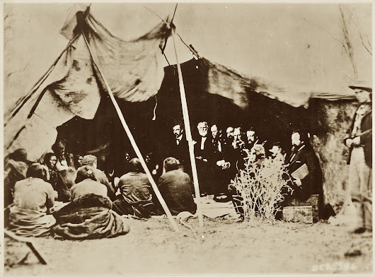 Tim Giago: Anniversary of 1868 Treaty of Fort Laramie approaches