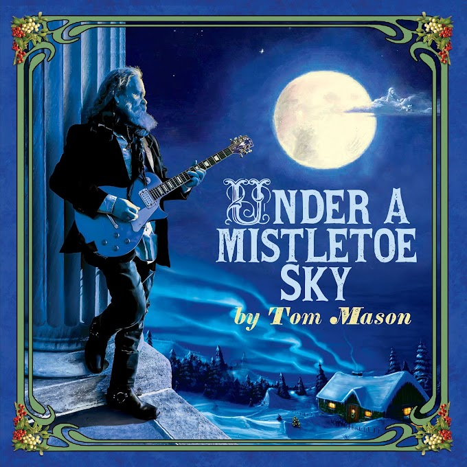 World Premiere Track: 'Christmas in Love' From Tom Mason's 'Under a Mistletoe Sky'