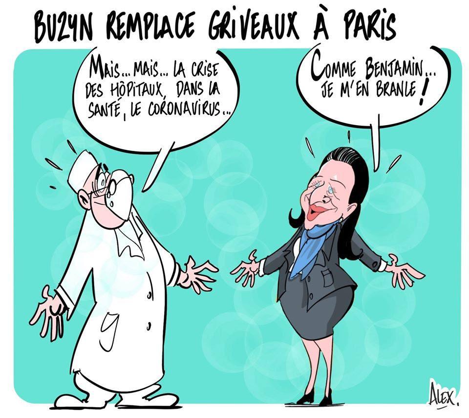 Après la débandade de qui vous savez à Paris, Olivier Véran a été promu ministre de la Santé par l'Elysée