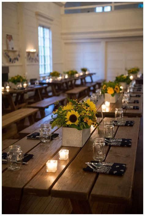 25  best Sunflower table centerpieces ideas on Pinterest